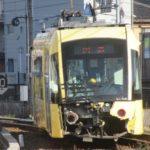えちぜん鉄道L形電車「ki-bo(キーボ)」が踏切で軽トラックと衝突 車両前面が大破