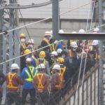 【運転再開】JR東日本の久喜変電所で電気火災 架線も燃えて送電停止 宇都宮線と東武伊勢崎線が一時運転見合わせ