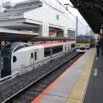 【要らない物同士を有効活用】失業した成田エクスプレスを使われていない両国駅「幻のホーム」でオフィス化
