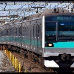 【JR東日本】初めて常磐線各駅停車にホームドア設置