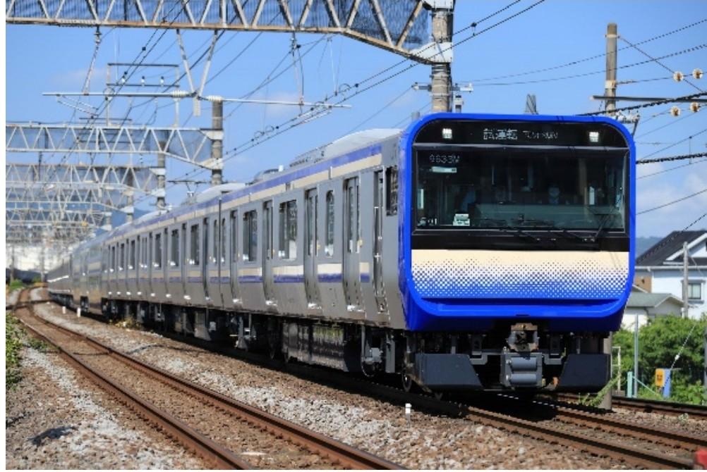 JR東日本 E235系「電子レンジ」横須賀線・総武快速線で営業開始へ