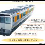 【JR東海】新型315系とは?静岡地区のロングシートどうなる?プラレール・Nゲージも発売?