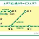 【Suica1枚で新青森まで】タッチでGo!新幹線のサービスエリアが大幅拡大 「新幹線回数券」が発売終了