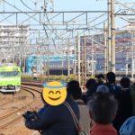 【奈良線103系引退?】まだまだ現役のはずなのにホームに人集りができ乗客ドン引き 一体なぜ?