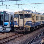 【世代交代】五能線でGV-E400系が営業運転を開始 キハ40系が快速運用から離脱
