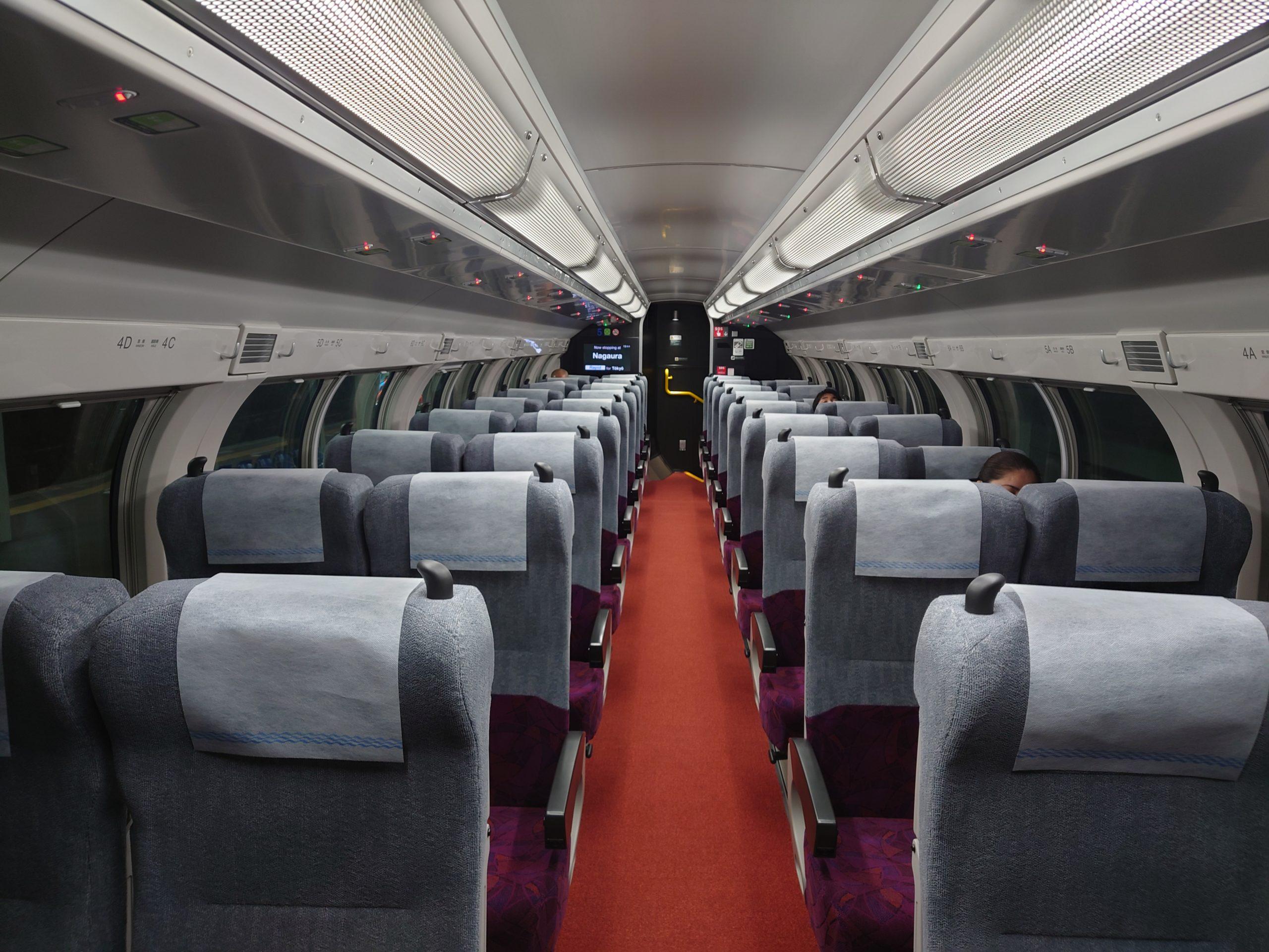 【新型】E235系横須賀・総武快速線、グリーン車・普通車 車内紹介