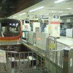 東京メトロ17000系17102Fが東武池袋駅に入線 和光市以南の東武区間は初