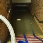 札幌市営地下鉄北34条駅が水没 衛生設備のポンプが故障