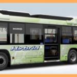 四日市市内で連接バス試験走行へ 三岐鉄道が2021年秋に導入