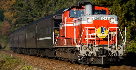 【JR西日本】DLやまぐち号運転へ 2021年9月まで SLは修繕工事のため