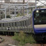 【横須賀・総武快速線】E235系1000番台のデビュー初日は朝からの営業運転なし 運用は何なのか?