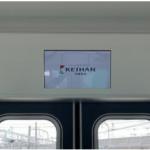 【京阪】広告デジタルサイネージ初導入・設置へ