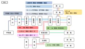 JR四国・西、特急列車指定席チケットレスサービス開始へ 指定席で最大530円割引も