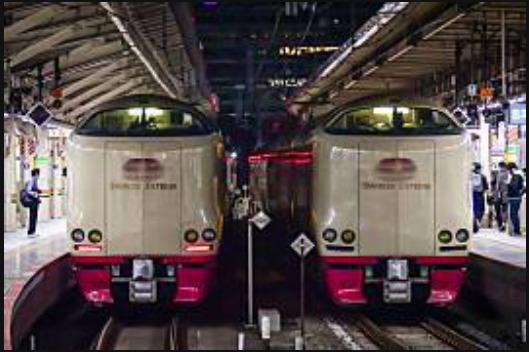 【年に数回しか見られない】東京駅で一瞬だけ起こるサンライズエクスプレスの並びとは? 撮影方法は?
