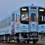 【天竜浜名湖線】「『ゆるキャン△』×天浜線」ラッピング列車運行開始