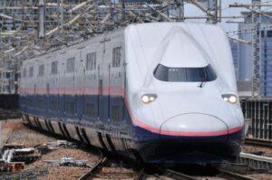 【16年振り】E4系団体臨時列車が盛岡まで運行