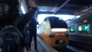 【最高の列車】3日限りの東北新幹線代替の東北線臨時快速が感動・人々を動かす列車だった