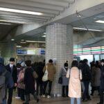 【線路に亀裂】小田急線で4時間以上運転見合わせ