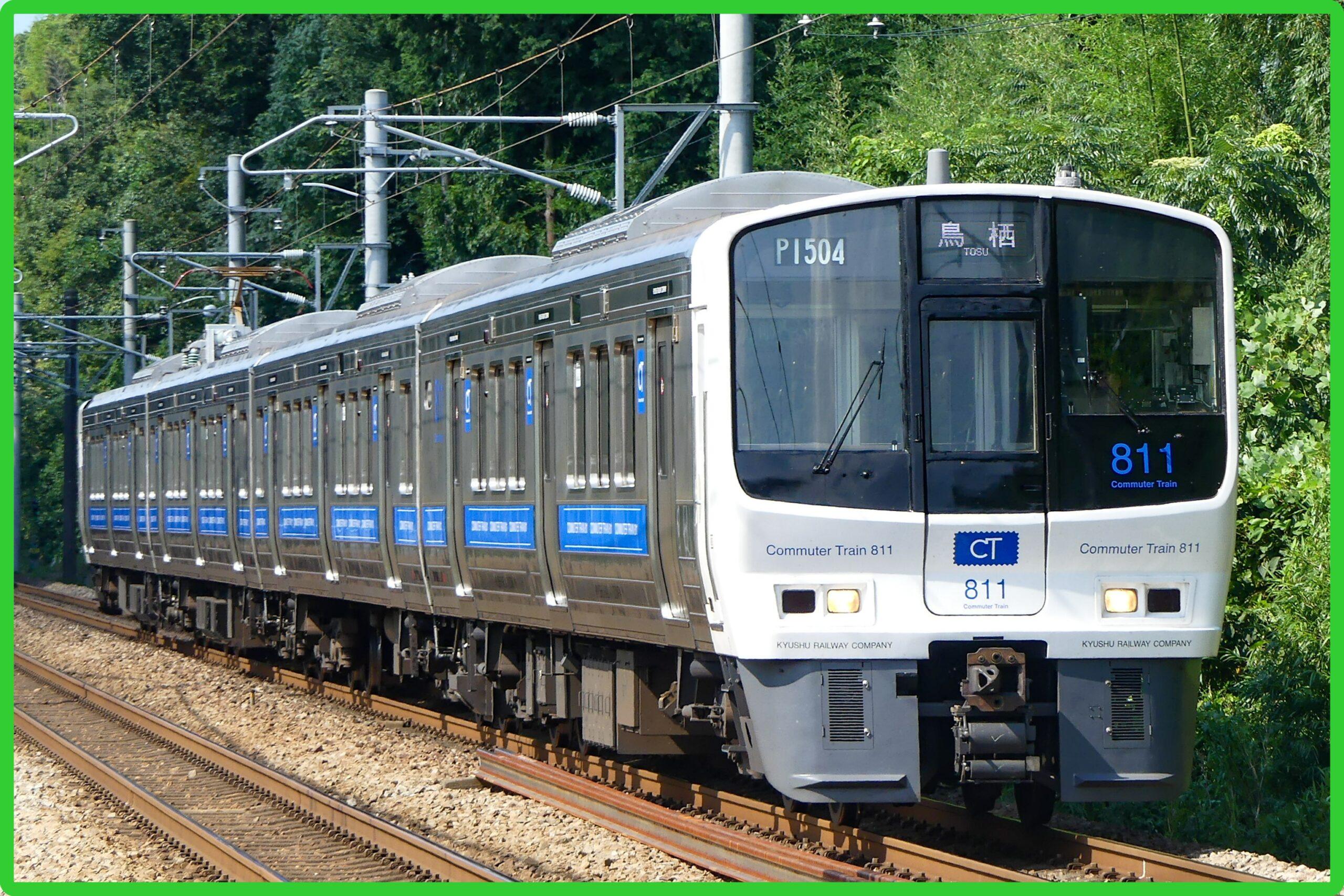 811系1500番台PM2010編成KK出場 リニューアル車に改造