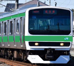 成田線(我孫子~成田間)開業120周年でE231系5両1編成を塗装変更へ 記念列車運行・ヘッドマークも掲出