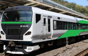 【波動用緑の踊り子】E257系5000・5500番台が登場 185系置き換えか