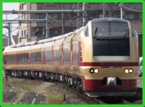 """""""上野-仙台""""『E653系』国鉄色「貸切」運行へ!旅行商品限定 2021年4月11日実施"""