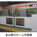 JR東海、東海道線金山駅で3番線ホーム稼働開始