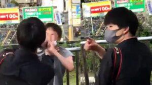 西川口駅での傷害事件の犯人は19歳撮り鉄か SNSで本名や生年月日を特定