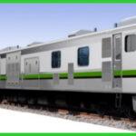 GV-E197系TS01編成、初の吾妻線入線・高崎線で砕石積載・性能確認試運転実施