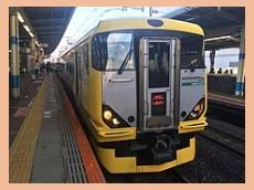 【房総特急が日光へ】E257系500番台NB-12編成幕張車が修学旅行専用列車として運転