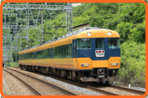 【休車扱いから復活】近鉄12200系NS56編成試運転が行われる