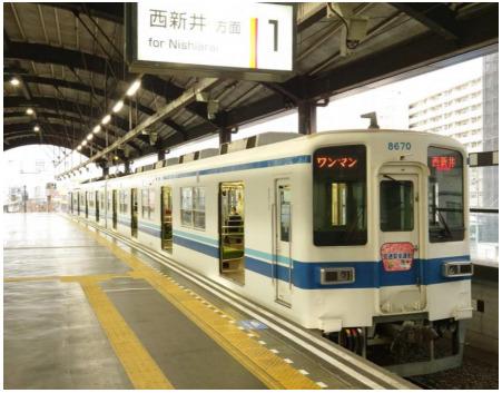 東武鉄道大師線で自動運転(ATO)実施へ 2023年以降に実施へ
