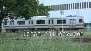 【J-TREC新津で製造中・8月に出場】日光線にE131系600番台導入 3両編成ワンマン対応