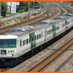 2021年夏の185系運用まとめ 夜行列車での運転も