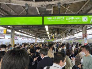 【速報】JR東日本が5月7日の減便中止 大混雑の影響