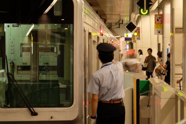 小田急線の混雑について