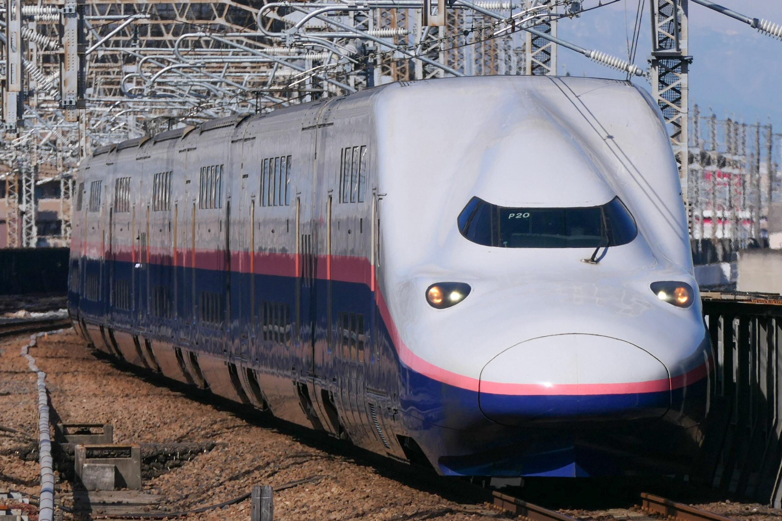 E4系盛岡行き団体臨時列車が運行中止に 緊急事態宣言延長の影響