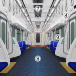 新型315系の車内イメージが公開に JR東海道線に2024年に導入予定
