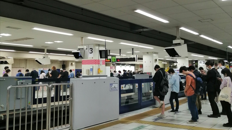 東武東上線で無線トラブル 司令と通信できず全列車ストップ