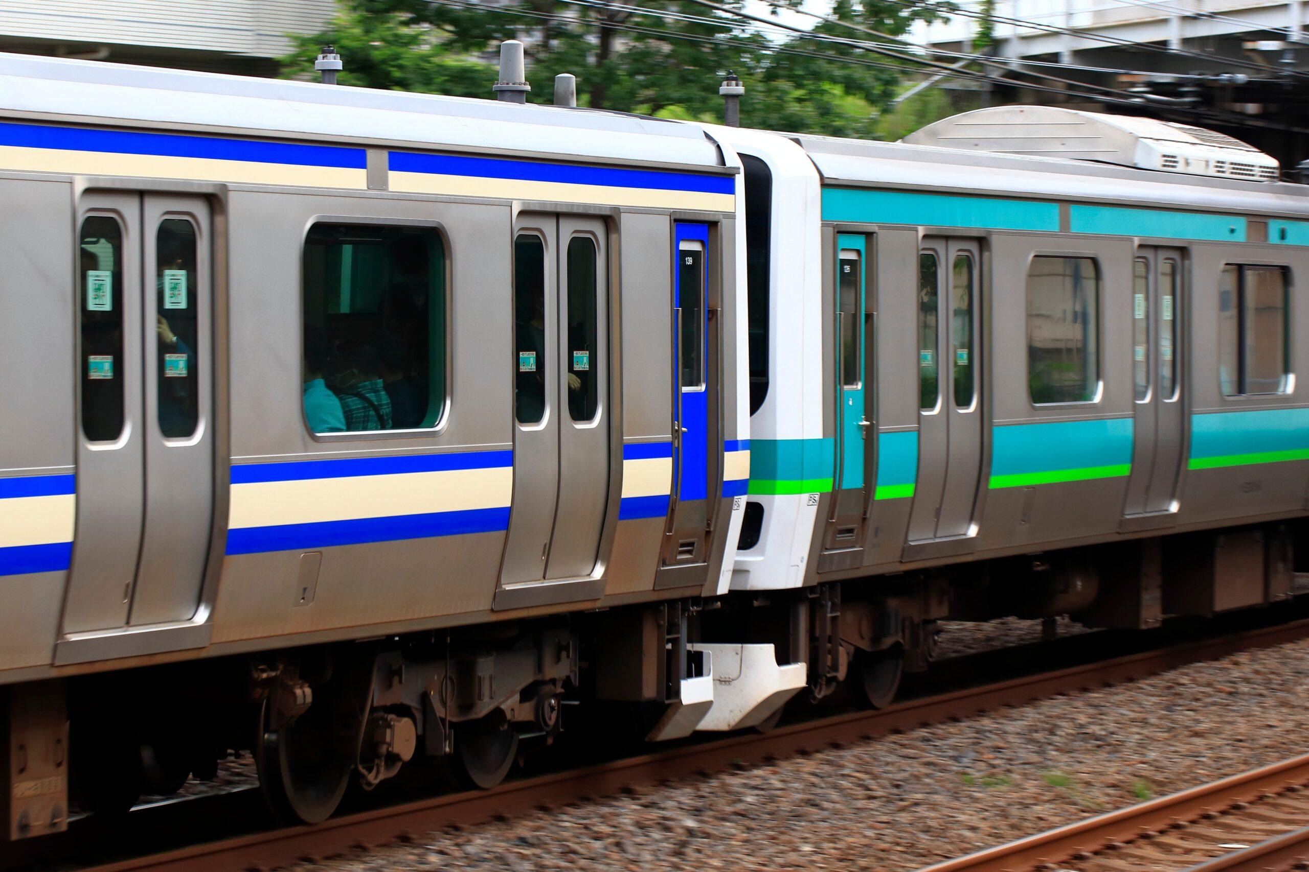 【横須賀と常磐が直通?】マト139編成が5+5両で常磐線10両代走 運用は?