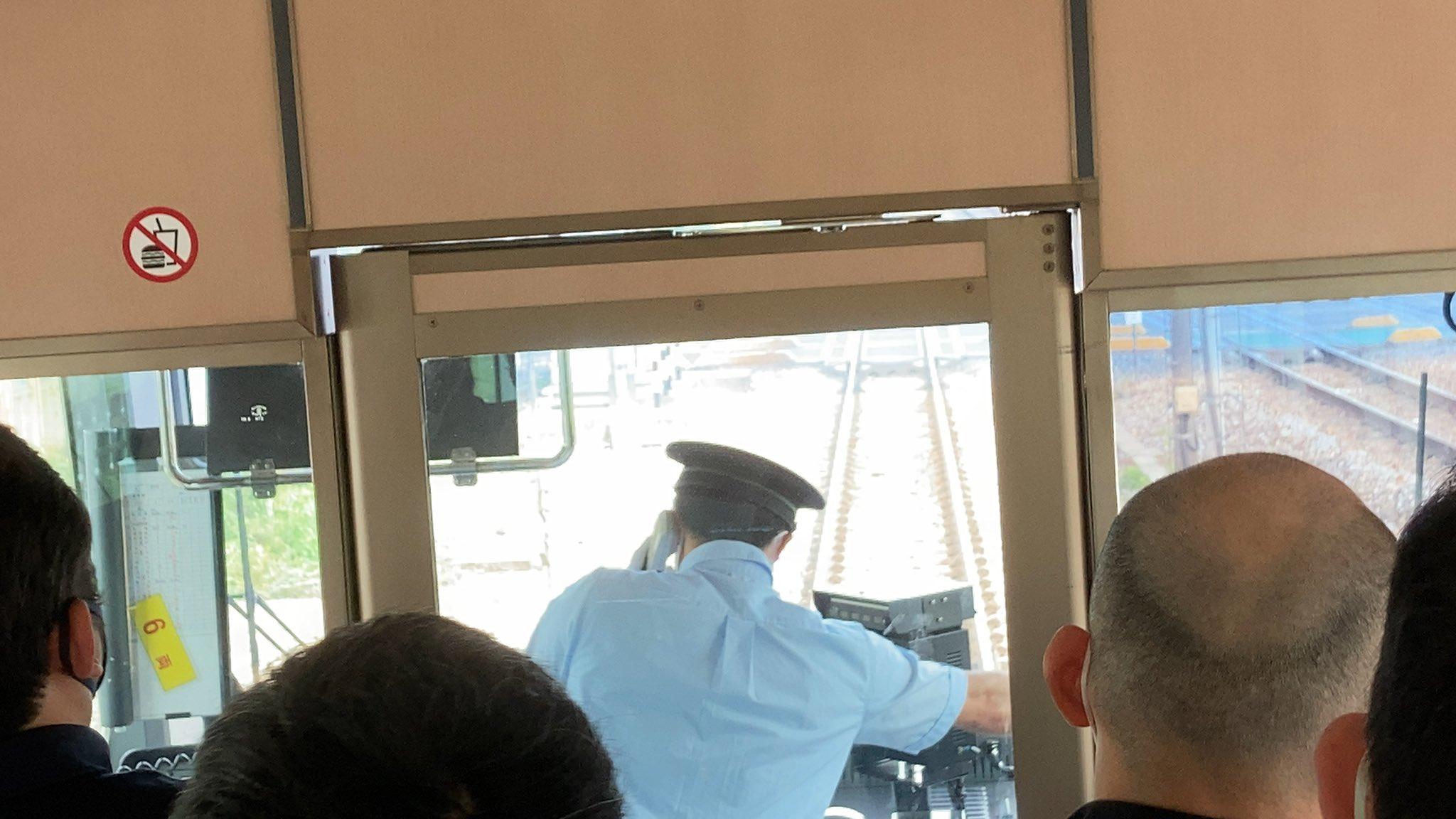 谷川岳ループ号が新町駅で人身事故 当該は485系やまどり