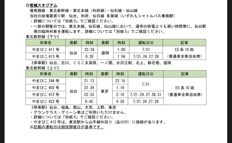 【JR東日本】夜行新幹線「ムーンライトやまびこ」を運転 全車自由席で仙台0:45→東京4:20