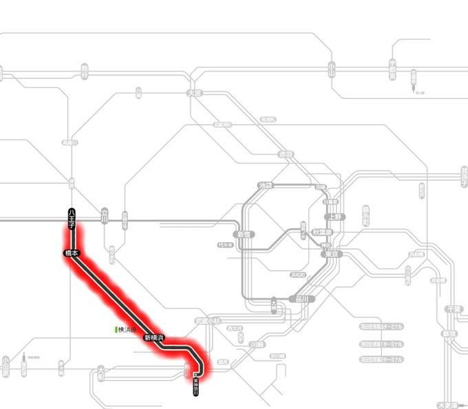 【再開見込み立たず】送電線切断で横浜線全線運転見合わせ 駅構内でも停電