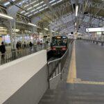 JR阪和線の天王寺駅。ここから堺市内の鳳駅まで複々線化が計画されていた