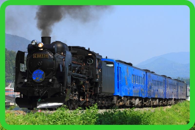 JR東日本 SL銀河のC58-239号機を盛岡駅展示へ