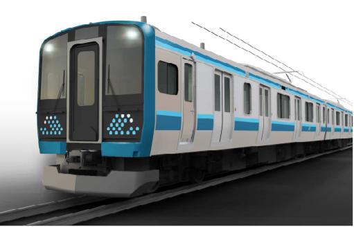 JR東日本 相模線に新型車両E131系500番台導入 2021年秋から営業運転へ 205系を置き換え