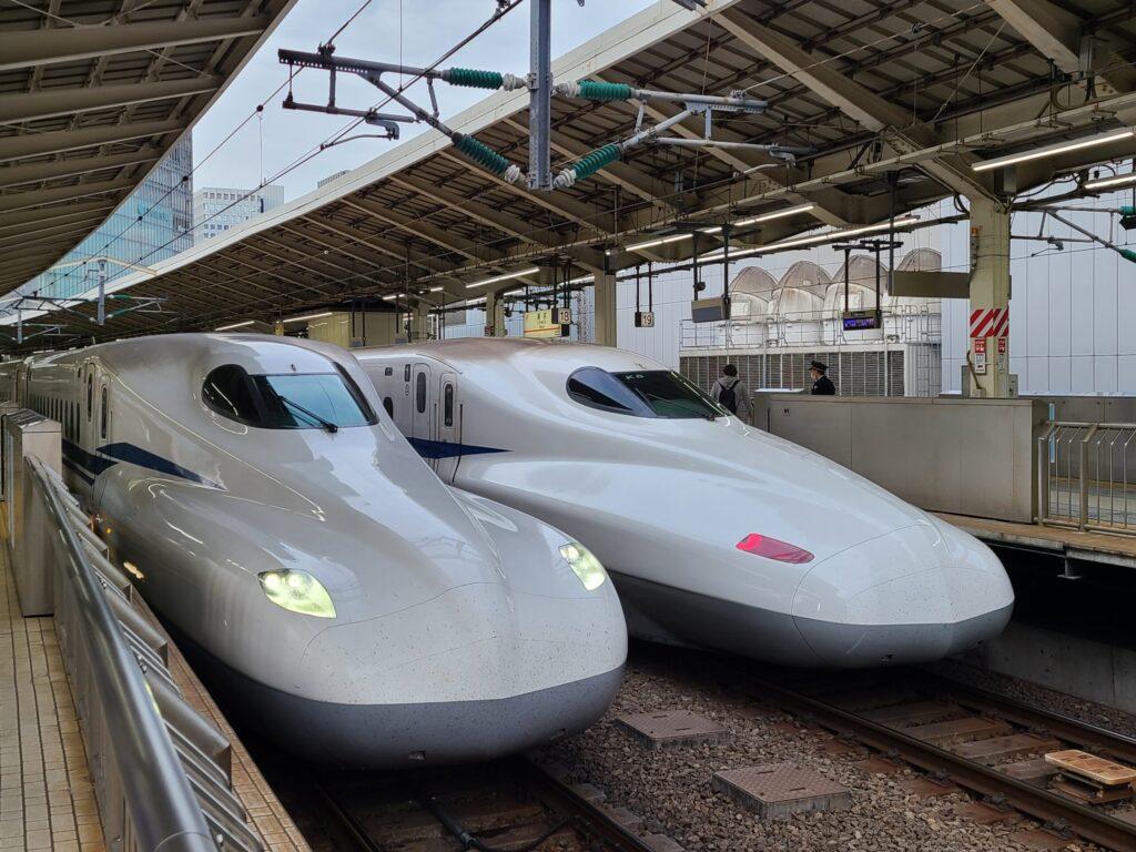 東海道新幹線 東京駅