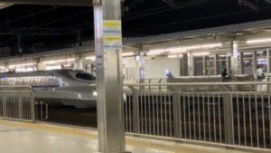 【東海道新幹線】こだま755号で小田原駅入線中に人身事故 東京~静岡で運転見合わせ