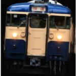 しなの鉄道115系横須賀色S16・S26編成ミステリートレイン運転(2021年7月23日運転)