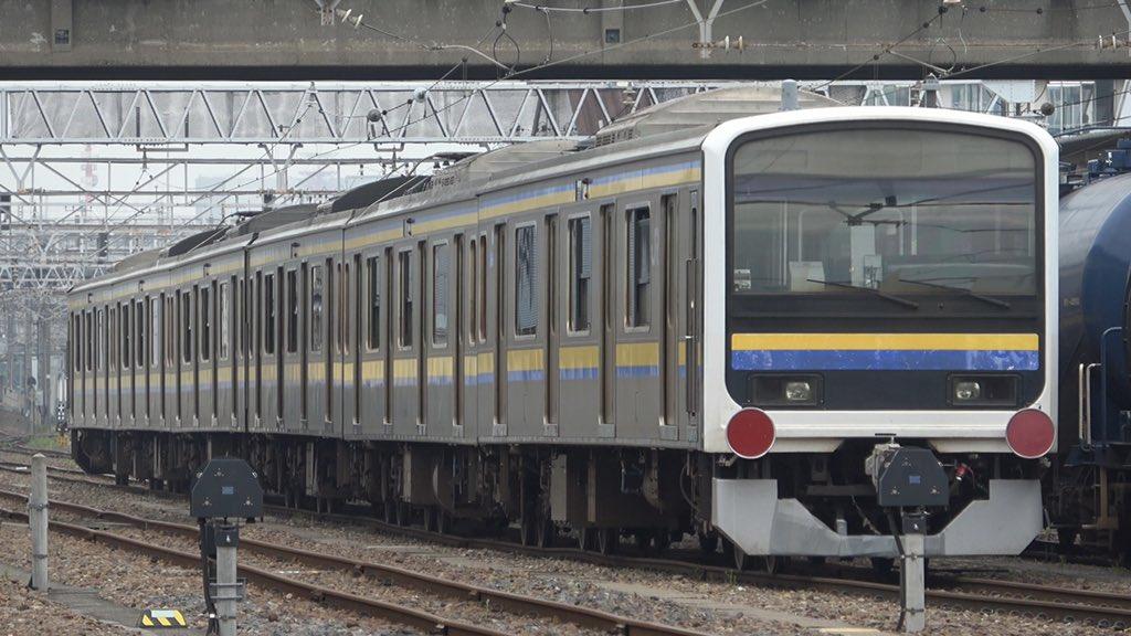 【走ルンです延命】209系C609編成が伊豆急行に譲渡 8000系置き換えか